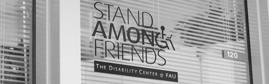 banner disability center fau
