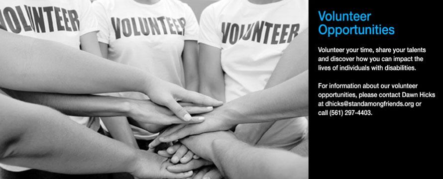 banner volunteer opportunities